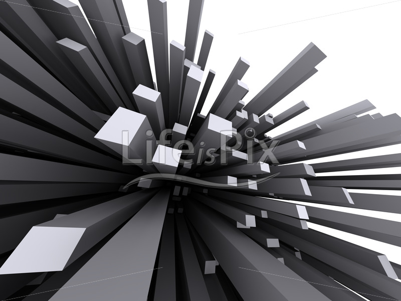 3d architectural design - Royalty free stock photos, illustrations and 3d letters fonts