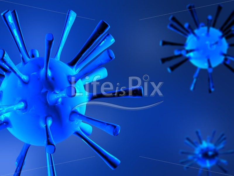 3d virus - Royalty free stock photos, illustrations and 3d letters fonts
