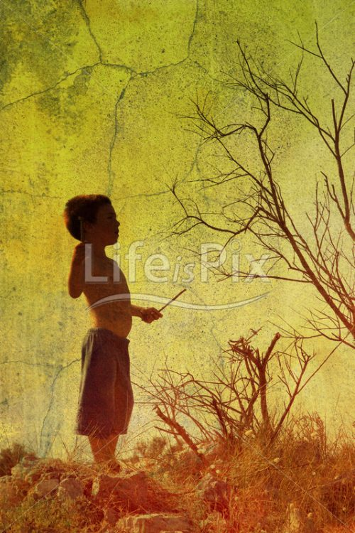 Child in nature – Royalty free stock photos, illustrations and 3d letters fonts