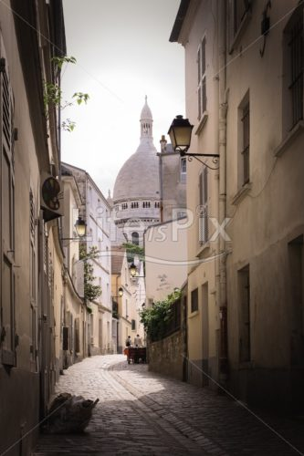 Sacred Heart – Paris – France - Royalty free stock photos, illustrations and 3d letters fonts