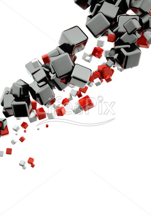 abstract 3d background - Royalty free stock photos, illustrations and 3d letters fonts