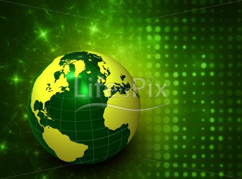 globe against glowing background - Royalty free stock photos, illustrations and 3d letters fonts