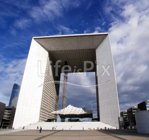 grande arche – Royalty free stock photos, illustrations and 3d letters fonts