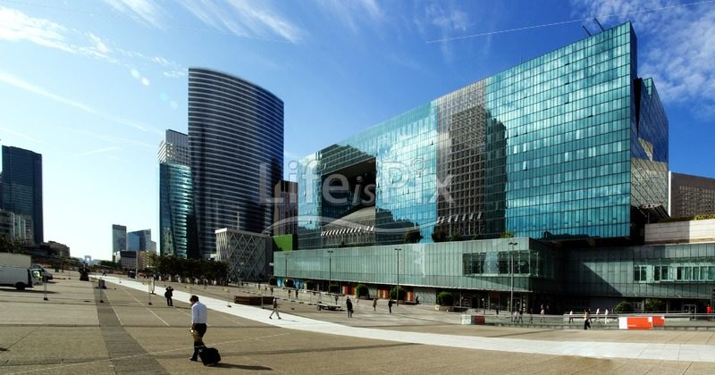 la defense – business district - Royalty free stock photos, illustrations and 3d letters fonts