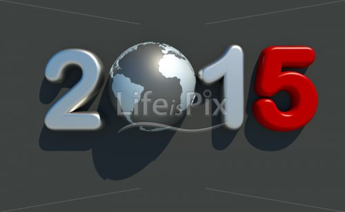 new year 2015 logo – Royalty free stock photos, illustrations and 3d letters fonts