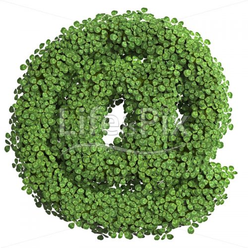 spring Arobase symbol – 3d at symbol – Royalty free stock photos, illustrations and 3d letters fonts