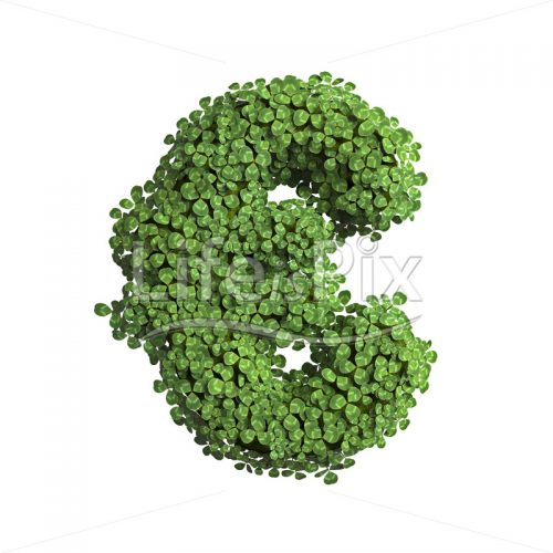 spring euro currency symbol – 3d Currency symbol – Royalty free stock photos, illustrations and 3d letters fonts